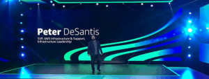 re:invent Peter DeSantis